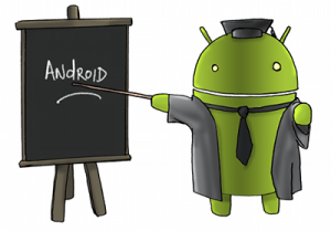 Android  teacher